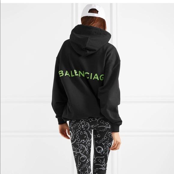 8c36274ad4 Balenciaga Tops - 💗Balenciaga Hoodie💗